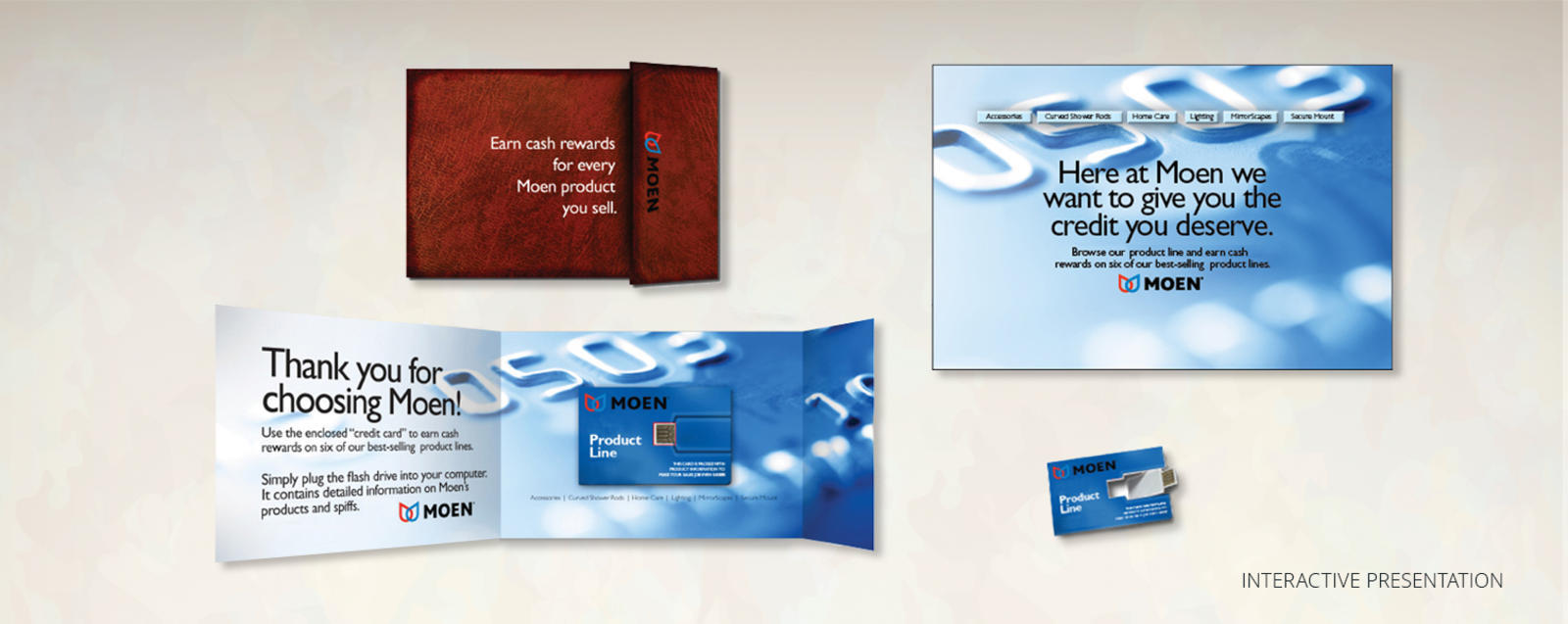 MOEN Promotion Collateral